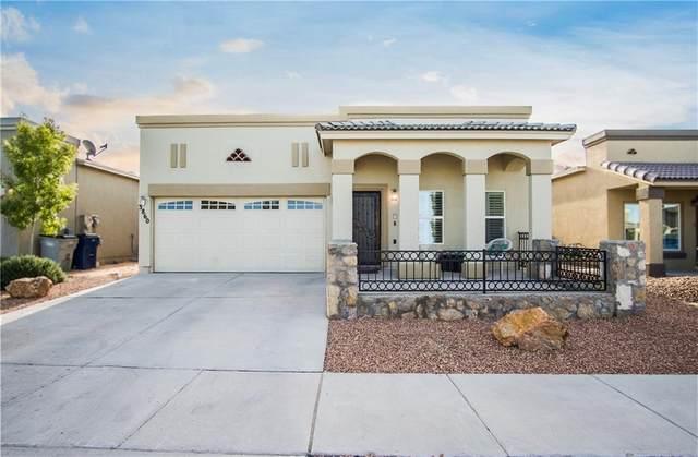 3860 Loma Brisa Drive, El Paso, TX 79938 (MLS #831439) :: The Matt Rice Group