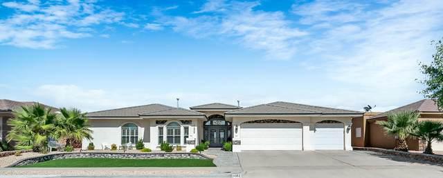 11952 Paseo Dorado Circle, El Paso, TX 79936 (MLS #831474) :: Mario Ayala Real Estate Group
