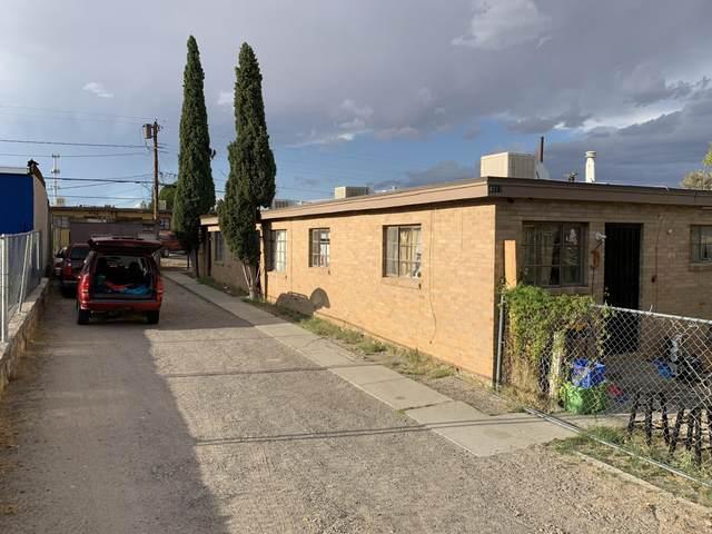 4011 Thomason Avenue #3, El Paso, TX 79904 (MLS #831516) :: Jackie Stevens Real Estate Group brokered by eXp Realty