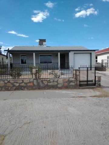 3417 Idalia Avenue, El Paso, TX 79930 (MLS #831528) :: Preferred Closing Specialists