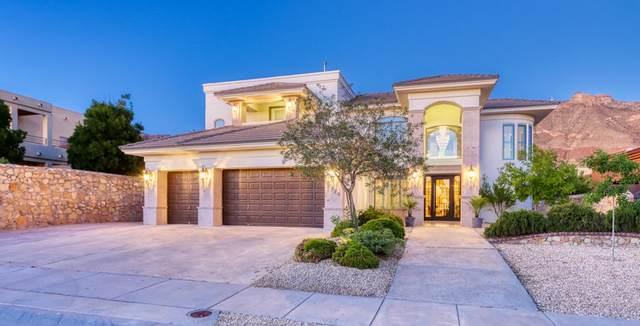 6324 Calle Del Oro, El Paso, TX 79912 (MLS #831550) :: Jackie Stevens Real Estate Group brokered by eXp Realty