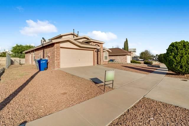 11050 Golden Pond Drive, El Paso, TX 79934 (MLS #831575) :: Mario Ayala Real Estate Group