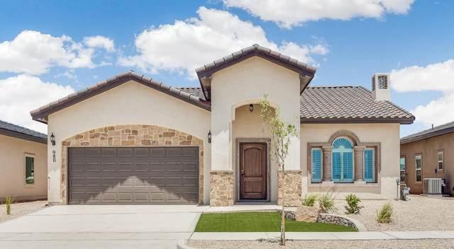 12955 Aberdare, El Paso, TX 79928 (MLS #831583) :: Mario Ayala Real Estate Group