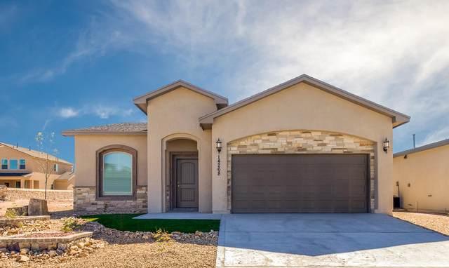 264 Flor Borraja, El Paso, TX 79927 (MLS #831613) :: Preferred Closing Specialists