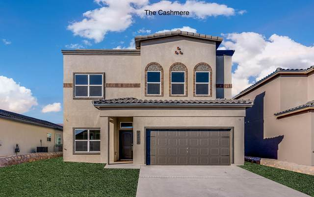 957 Crooked River Drive, El Paso, TX 79932 (MLS #831624) :: Red Yucca Group