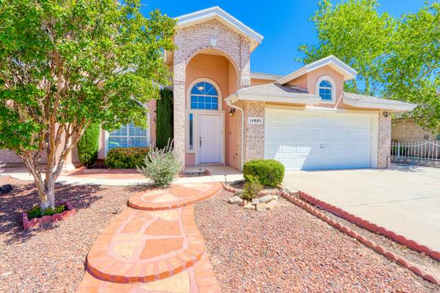 14001 Desert Lily Place, Horizon City, TX 79928 (MLS #831634) :: The Matt Rice Group