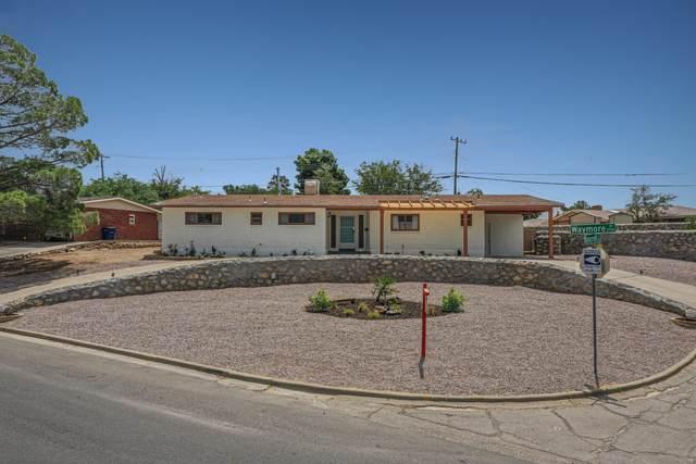 3740 Waymore Drive, El Paso, TX 79902 (MLS #831659) :: Mario Ayala Real Estate Group