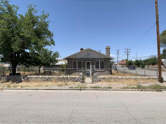 224 Tamarisk Street, Anthony, TX 79821 (MLS #831666) :: The Matt Rice Group