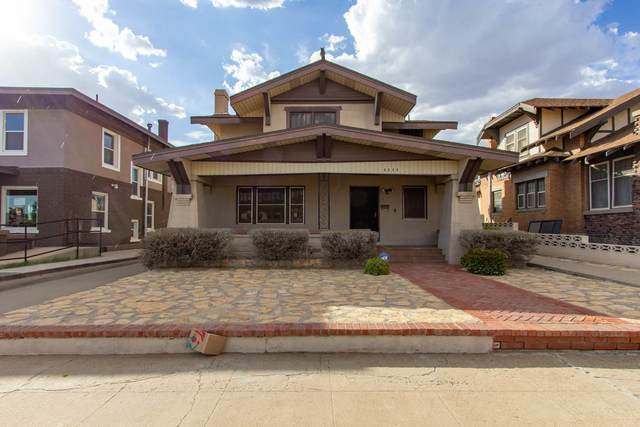 2525 Montana Avenue, El Paso, TX 79903 (MLS #831704) :: The Matt Rice Group