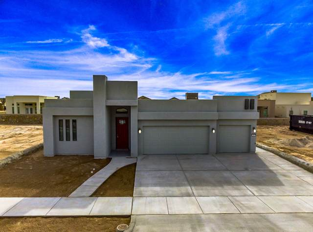 12825 Indian Canyon Drive, El Paso, TX 79928 (MLS #831746) :: The Purple House Real Estate Group