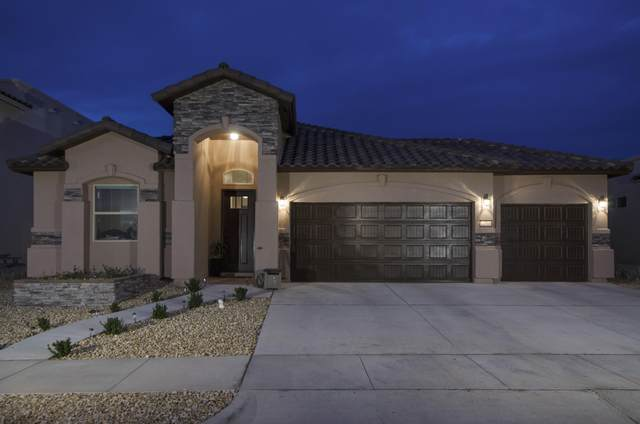 12821 Indian Canyon Drive, El Paso, TX 79928 (MLS #831748) :: The Matt Rice Group