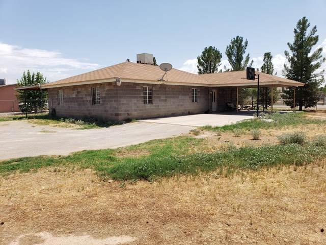 12799 Mi Acre Drive, San Elizario, TX 79849 (MLS #831760) :: The Matt Rice Group
