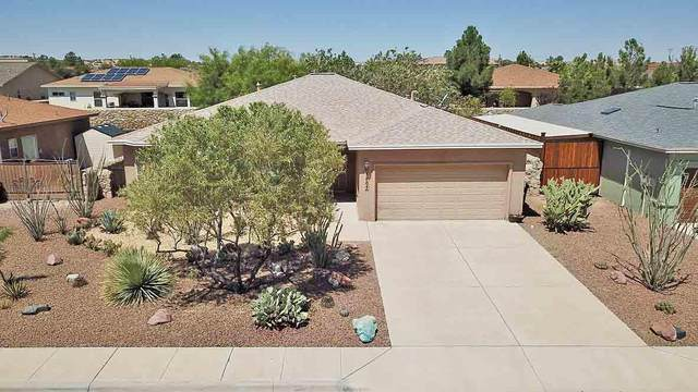 5805 Wales Drive, Santa Teresa, NM 88008 (MLS #831765) :: Preferred Closing Specialists