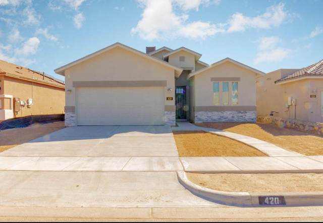 14524 Dominic Azcarate, El Paso, TX 79938 (MLS #831830) :: The Purple House Real Estate Group