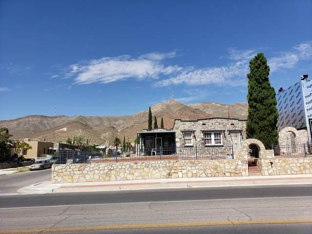3101 N Piedras Street 1-2, El Paso, TX 79930 (MLS #831856) :: Mario Ayala Real Estate Group
