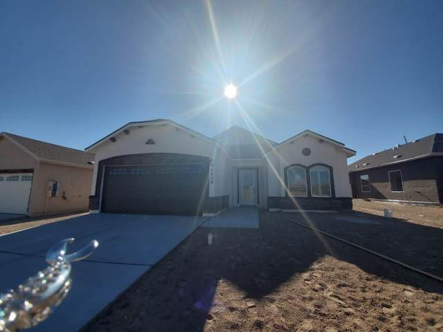 1020 Stoke Street, El Paso, TX 79928 (MLS #831900) :: The Matt Rice Group