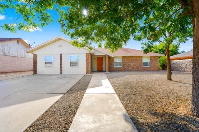 1712 Andy Williams Place, El Paso, TX 79936 (MLS #831967) :: The Matt Rice Group