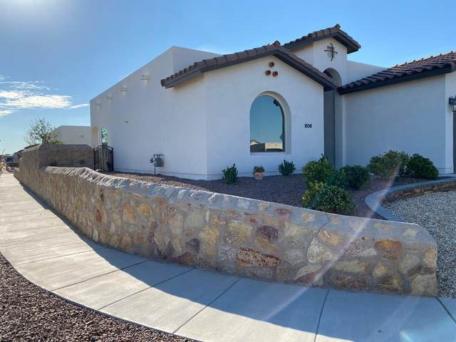 806 Ovington Road, El Paso, TX 79928 (MLS #831974) :: The Matt Rice Group