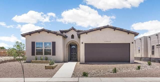 912 Greenbury Place, El Paso, TX 79928 (MLS #831983) :: The Matt Rice Group