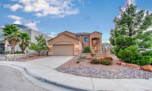 6668 Hermoso Del Sol Drive, El Paso, TX 79911 (MLS #832025) :: The Matt Rice Group