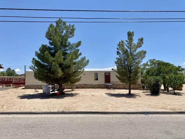 1500 Eaton Manor Drive, Clint, TX 79836 (MLS #832026) :: The Matt Rice Group