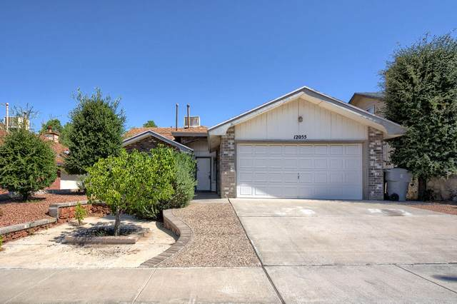 12055 El Greco Circle, El Paso, TX 79936 (MLS #832027) :: The Matt Rice Group
