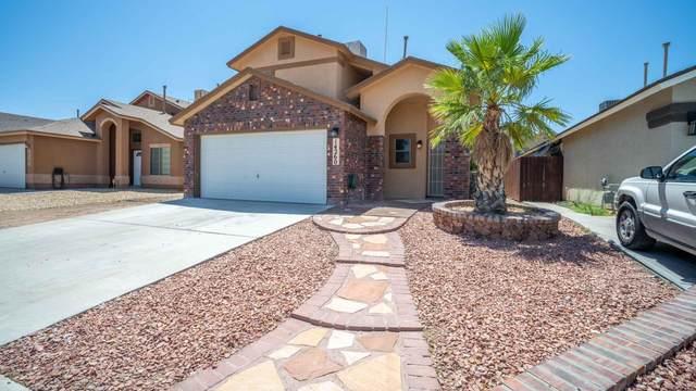 14260 Patriot Point Drive, El Paso, TX 79938 (MLS #832028) :: The Matt Rice Group