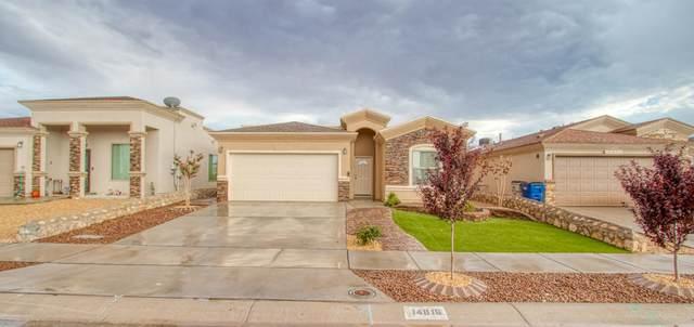 14816 Bobby Joe Hill Drive, El Paso, TX 79938 (MLS #832032) :: The Matt Rice Group
