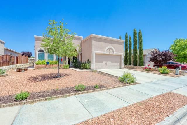14228 Desert Mesquite Drive, Horizon City, TX 79928 (MLS #832033) :: Preferred Closing Specialists