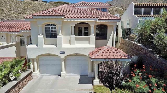 4808 Excalibur Drive, El Paso, TX 79902 (MLS #832052) :: Preferred Closing Specialists