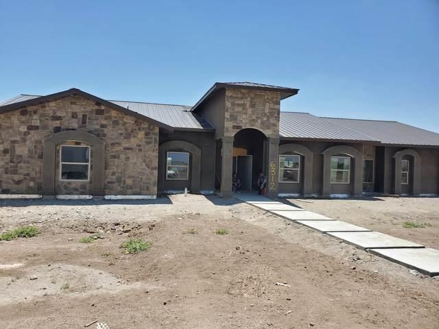 6312 Camino Nuez Drive, El Paso, TX 79932 (MLS #832053) :: The Matt Rice Group