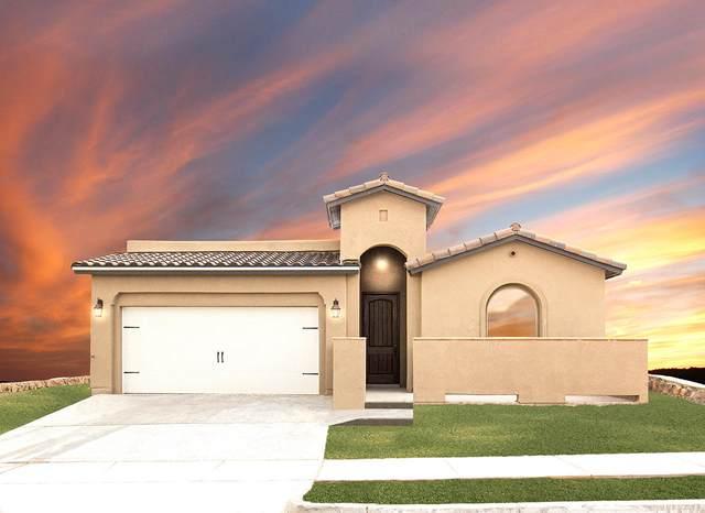 7435 Sidewinder Bend Drive, El Paso, TX 79911 (MLS #832068) :: The Matt Rice Group