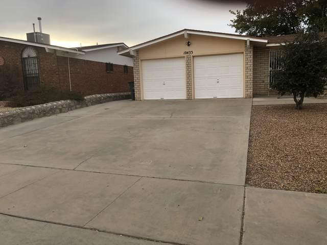 10433 Byzantium Lane, El Paso, TX 79924 (MLS #832074) :: Preferred Closing Specialists