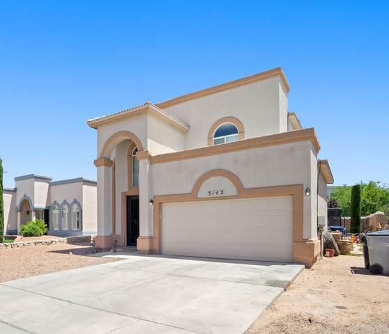 3142 Blue Dirt, El Paso, TX 79938 (MLS #832077) :: Preferred Closing Specialists