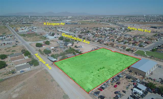 12820 Gambusino Avenue, El Paso, TX 79938 (MLS #832086) :: Preferred Closing Specialists