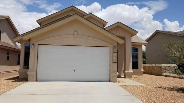 11216 Red Barrel Place, El Paso, TX 79934 (MLS #832087) :: Preferred Closing Specialists
