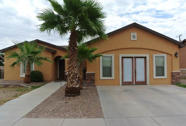 1011 Chris Forbes Circle, Socorro, TX 79927 (MLS #832096) :: Preferred Closing Specialists