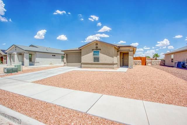 764 Villa Romero Drive, Horizon City, TX 79928 (MLS #832108) :: Jackie Stevens Real Estate Group brokered by eXp Realty