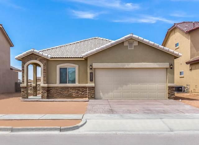 3660 Surmise Street, El Paso, TX 79938 (MLS #832127) :: Preferred Closing Specialists