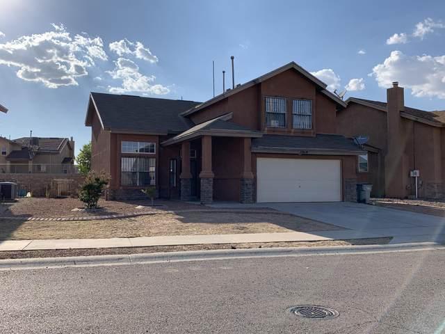 11969 Mesquite Lake Lane, El Paso, TX 79934 (MLS #832142) :: Preferred Closing Specialists