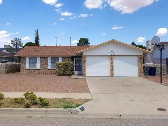 11020 Whitehall Drive, El Paso, TX 79934 (MLS #832160) :: Preferred Closing Specialists