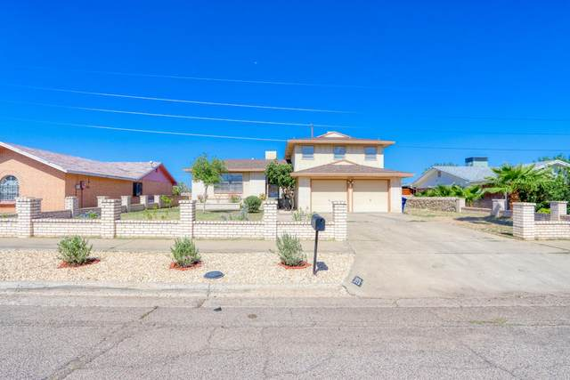 2201 Mermaid Drive, El Paso, TX 79936 (MLS #832209) :: The Matt Rice Group