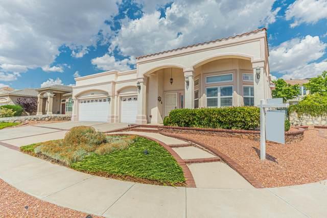 6404 Franklin Crest Drive, El Paso, TX 79912 (MLS #832216) :: The Matt Rice Group