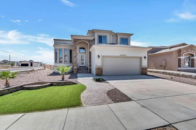 12586 New Dawn Drive, El Paso, TX 79928 (MLS #832236) :: Mario Ayala Real Estate Group