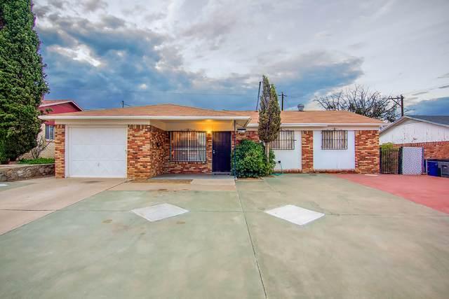 4813 El Campo Drive, El Paso, TX 79924 (MLS #832316) :: Preferred Closing Specialists