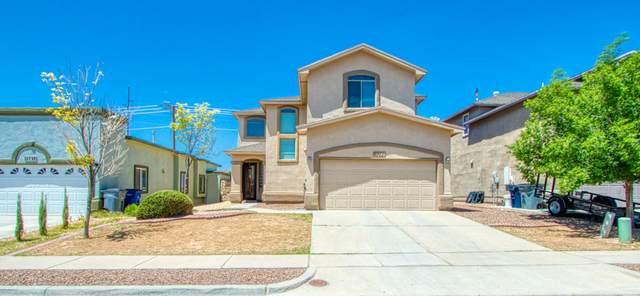 12741 Destiny Avenue, El Paso, TX 79938 (MLS #832322) :: The Matt Rice Group