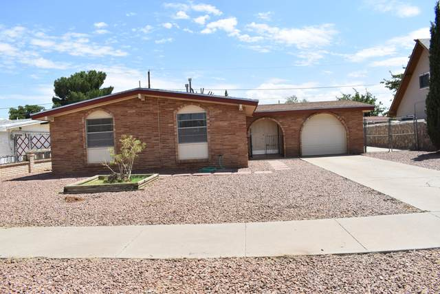 5720 Devon Avenue, El Paso, TX 79924 (MLS #832325) :: Mario Ayala Real Estate Group