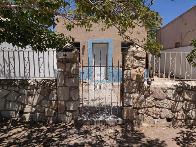 2525 Idalia Avenue, El Paso, TX 79930 (MLS #832327) :: Preferred Closing Specialists