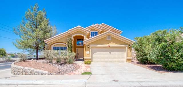 901 La Gotera, El Paso, TX 79912 (MLS #832329) :: Preferred Closing Specialists