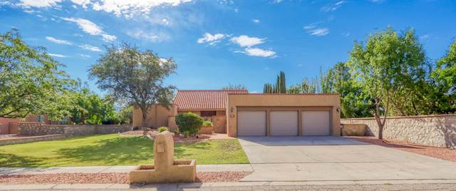 4504 Shady Willow Drive, El Paso, TX 79922 (MLS #832342) :: The Matt Rice Group